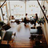 大学生、ブログ、カフェ、ノマド